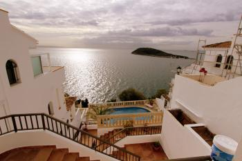Apartment with large terrace and stunning views in Palma Nova
