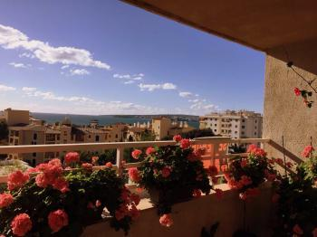 Apartment with sea views in Portals Nous