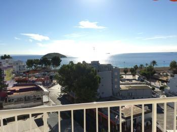 2 bedroom Apartment with sea views in Magaluf