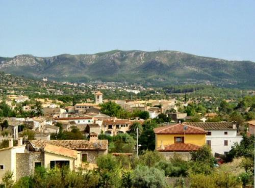 4 bedroom Plot with project in Es Capdella